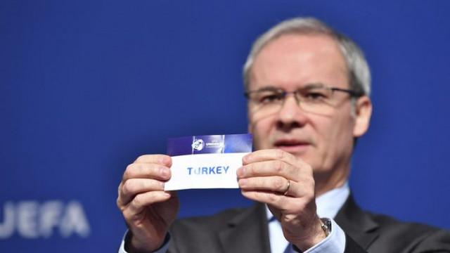 2021 UEFA 21 Yaş Altı Avrupa Şampiyonası'nda millilerin rakipleri belli oldu