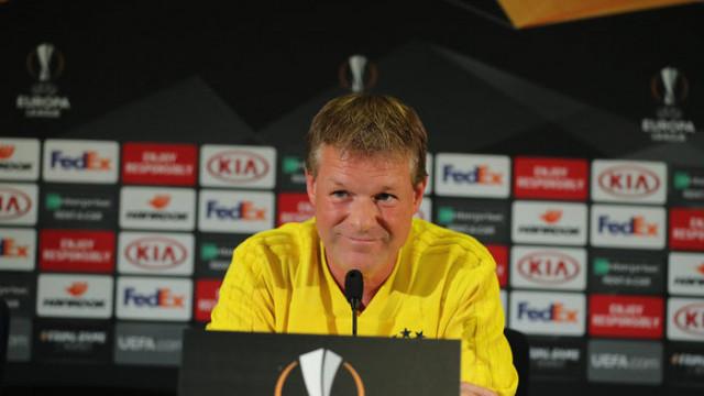 Fenerbahçe, Spartak Trnava maçına Erwin Koeman ile çıkacak