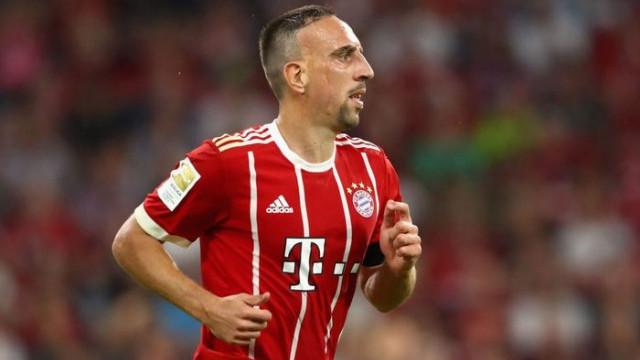 Salihamidzic: Bu yıl Ribery'nin Bayern Münih'teki son sezonu