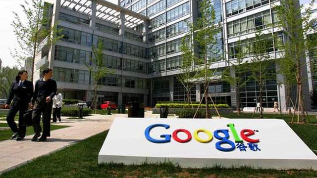 Google ofisinde yangın paniği