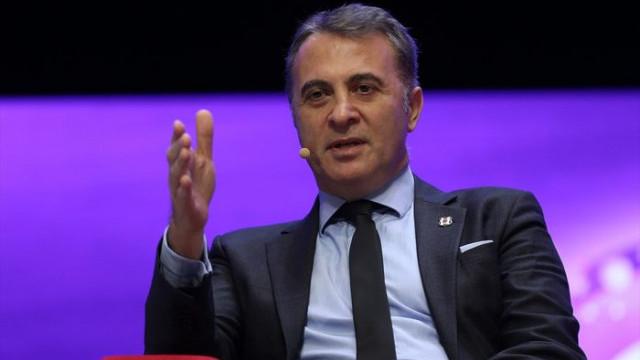 Fikret Orman: Beşiktaş, Galatasaray ve Fenerbahçe olduğu sürece var