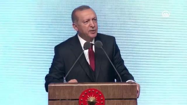 Erdoğan ikinci 100 günlük eylem planını açıkladı