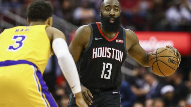 Houston Rockets 126 - 111 Los Angeles Lakers