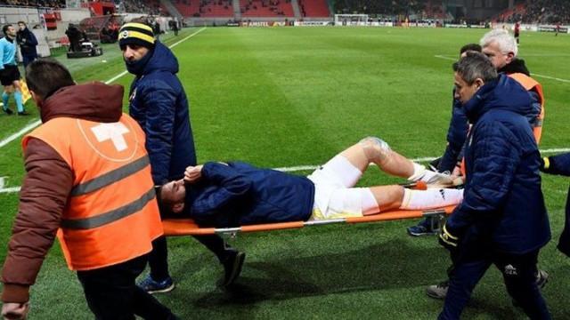 Fenerbahçe'nin genç oyuncusu Yiğithan Güveli ameliyat oldu