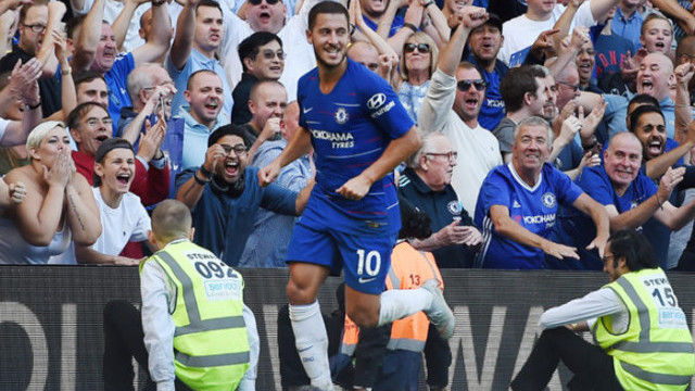 Eden Hazard: Şampiyon olmak istiyoruz