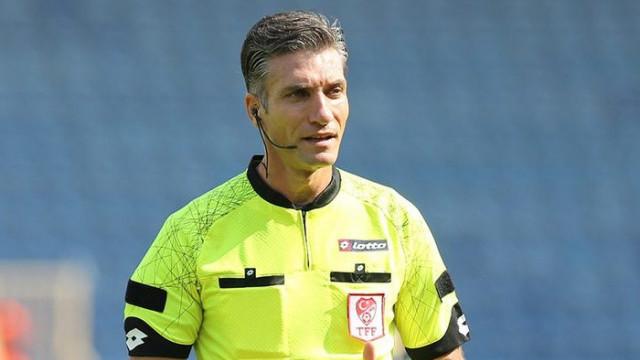 Türkiye Kupası'nda Salı günü oynanacak maçların hakemleri açıklandı
