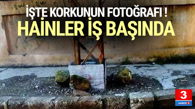 Teröristlerin Türkiye korkusu