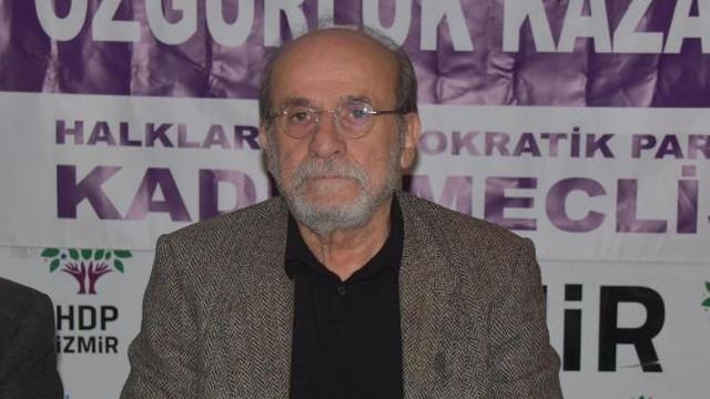 HDP'li Ertuğrul Kürkçü'ye hapis cezası