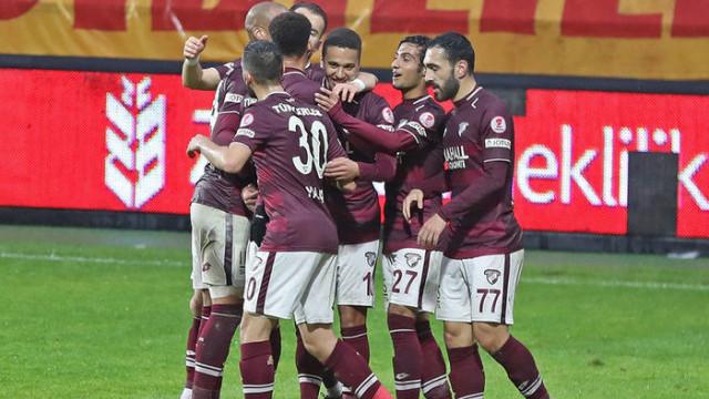 Göztepe 2 - 1 Nazilli Belediyespor (Ziraat Türkiye Kupası)