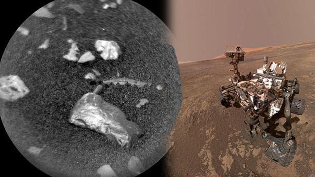 Mars'ta bilim insanlarını şaşırtan keşif