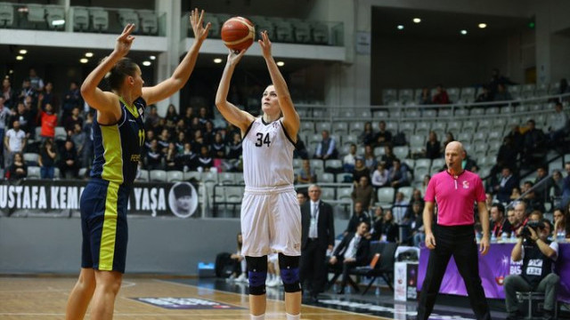 Beşiktaş 61 - 77 Fenerbahçe (Kadınlar Basketbol Süper Ligi)