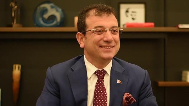 Ekrem İmamoğlu'ndan Erdoğan hamlesi
