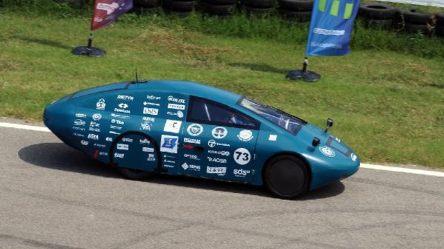 1 TL ile 350 kilometre yol gidebilen yerli otomobil üretildi