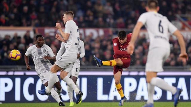 Roma 2 - 2 Inter