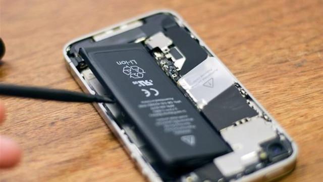 iPhone pil değişimi için elinizi çabuk tutun