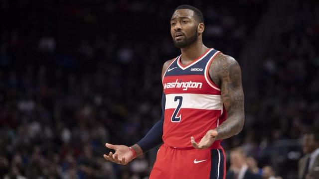 Washington Wizards John Wall'un sezonu kapattığını açıkladı