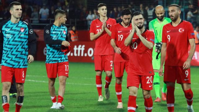 2018 yılı A Milli Futbol Takımı'na yaramadı