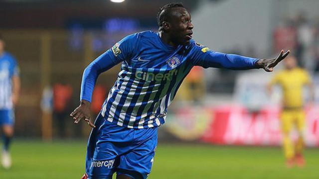 Mbaye Diagne: Şampiyonluk yolunda Medipol Başakşehir'i zorlayabiliriz