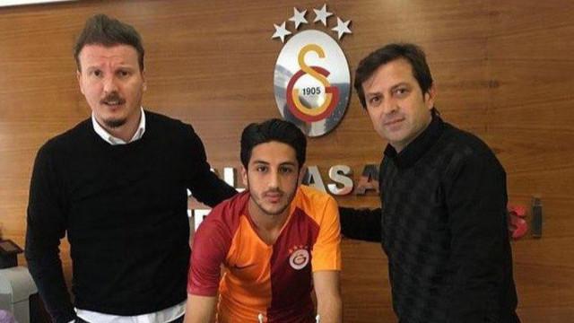 Galatasaray, Ferhan Evren ile 3 yıllık sözleşme imzaladı