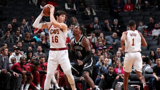 Cleveland Caveliers deplasmanda Brooklyn Nets'i 99-97 yendi