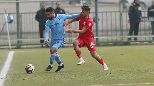 MAÇ ÖZETİ | Sivas Belediyespor 2 - 2 Trabzonspor (Ziraat Türkiye Kupası)