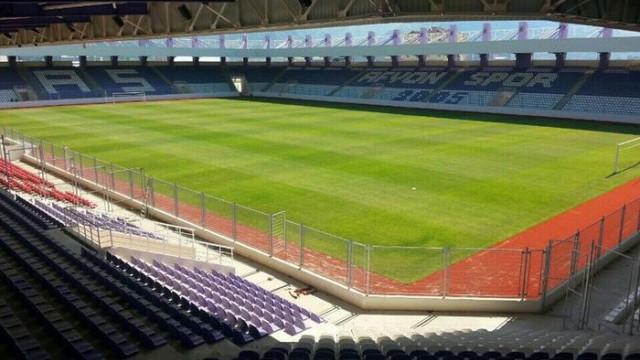 Ankaragücü - Medipol Başakşehir maçı Afyon Zafer Stadyumu'nda oynanacak