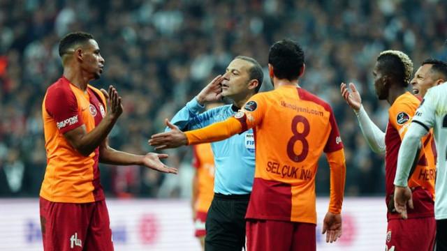Galatasaray yabancı hakem talep edecek! Lig ve kupadan çekilme gündemde