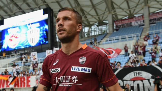 Lukas Podolski: Köln Bundesliga'ya çıkarsa transfer olmak isterim!