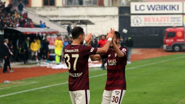 Nazilli Belediyespor 0 - 3 Göztepe (Ziraat Türkiye Kupası(