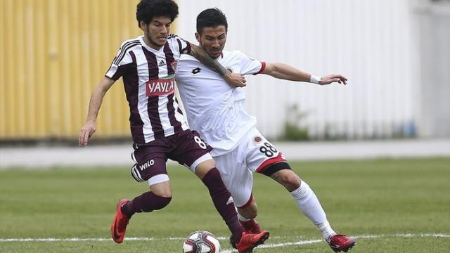 Gençlerbirliği 2 - 1 Hatayspor (Ziraat Türkiye Kupası)