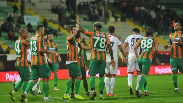 MAÇ ÖZETİ | Aytemiz Alanyaspor 7 - 2 Kahramanmaraşspor (Ziraat Türkiye Kupası)