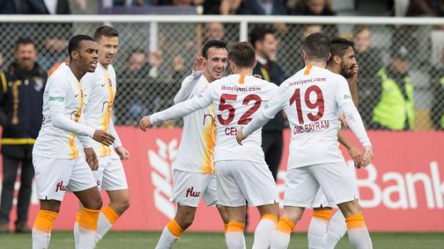 Keçiörengücü 1 - 2 Galatasaray