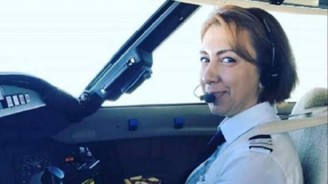 Jet kazasında ölen pilotun görüntüleri yürek dağladı