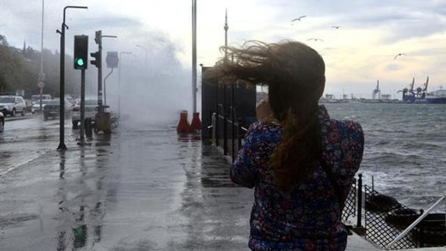 Meteoroloji'den kırmızı alarm ! Fırtına, yağış ve kar...