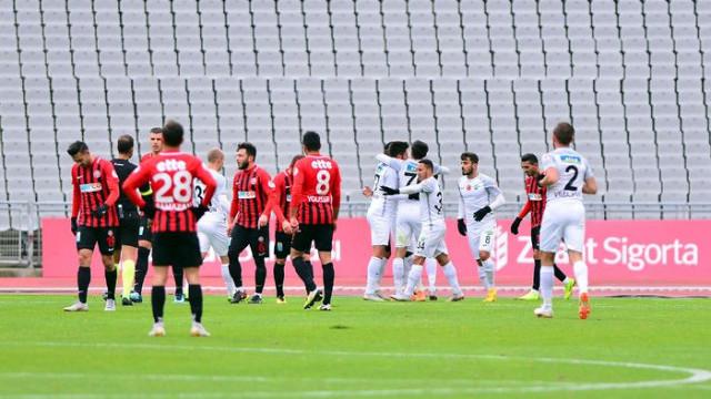 Fatih Karagümrük 1 - 4 Akhisarspor (Ziraat Türkiye Kupası)