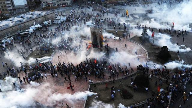 Gezi Direnişi'nin yıl dönümüdeki eylemde karar çıktı