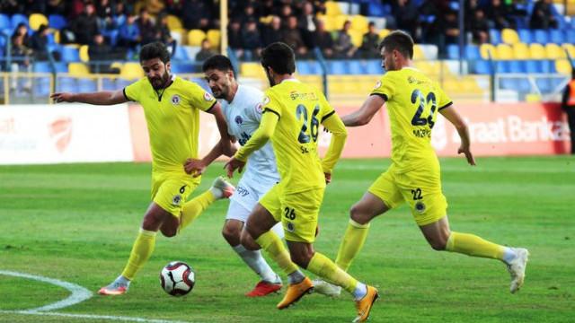 Menemen Belediyespor 1 - 2 Kasımpaşa (Ziraat Türkiye Kupası)