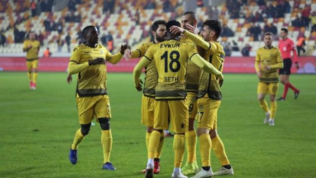 Evkur Yeni Malatyaspor 2 - 0 Etimesgut Belediyespor (Ziraat Türkiye Kupası)