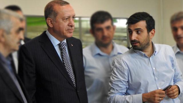 Cumhurbaşkanı Erdoğan'ın damadı eleman arıyor