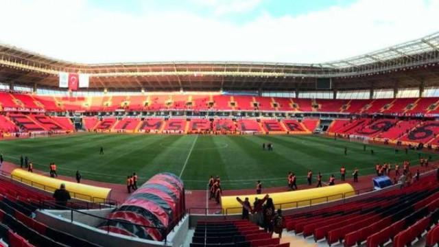 Türkiye - Moldova maçı Eskişehir'de oynanacak