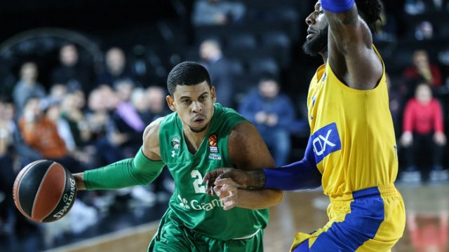 Darüşşafaka Tekfen 71 - 73 Maccabi Fox (THY Euroleague)