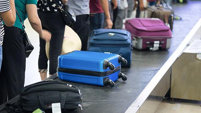 Esenboğa'da bavul hırsızlarına operasyon: 16 kişi gözaltına alındı