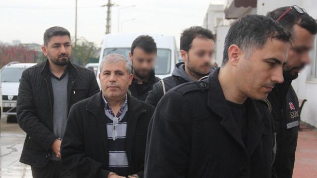 Rütbesi sökülen emniyet müdürü tutuklandı