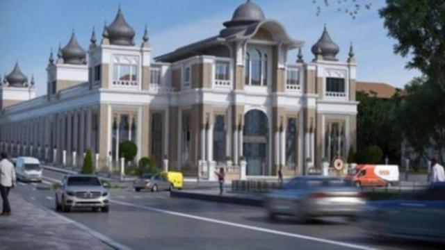 AK Partili başkan 22 milyon liralık saray yaptırıyor