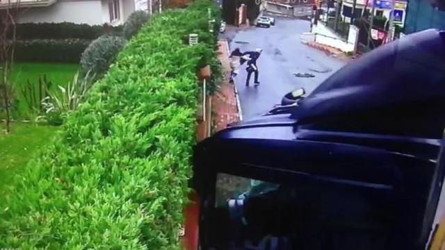 İstanbul'da okul yolunda TIR dehşeti