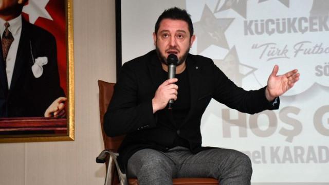Nihat Kahveci: Milli takımda değişim şart, şampiyonluğa en yakın takım Başakşehir