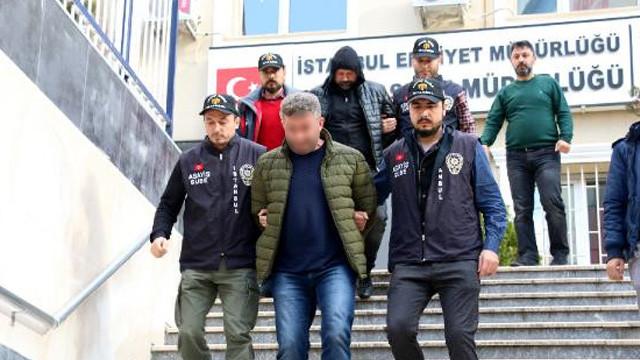 İstanbul'da rüşvet operasyonu: 2 polis gözaltına alındı