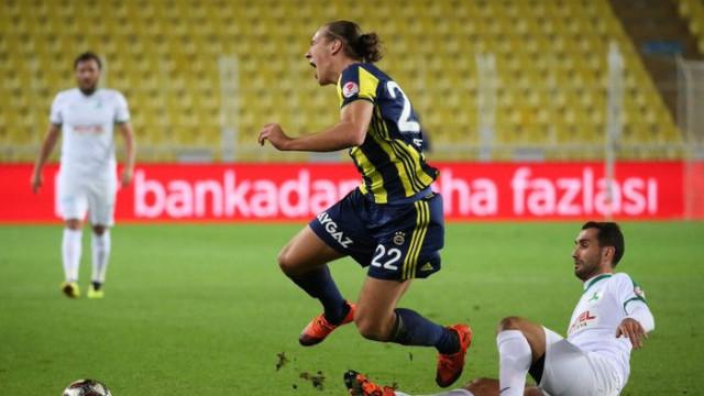 Fenerbahçe'den Frey'in sakatlığıyla ilgili açıklama!