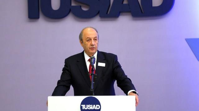 TÜSİAD Başkanı: ''İflaslar başlarsa kötüye gider''