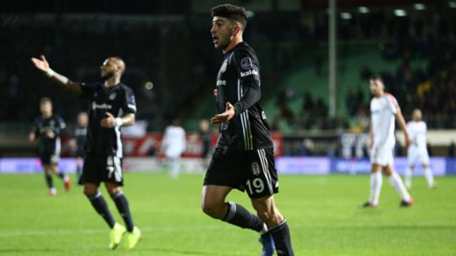 Alanyaspor 0 - 0 Beşiktaş